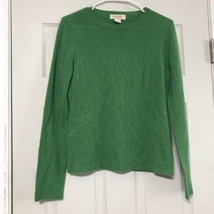 PECK & PECK CASHMERE   Women's Med Sweater Top